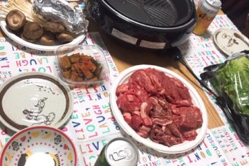 焼き肉パーティー🍖
