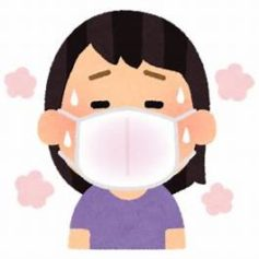マスクと口臭